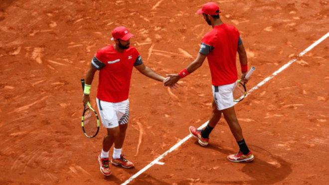 Cabal y Farah, en semifinales del Masters 1.000 de Madrid