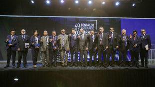 Congreso anual de la Conmebol en Luque (Paraguay) / @CONMEBOL