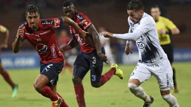 Medellín perdió con las botas puestas en el Atanasio / @Conmebol