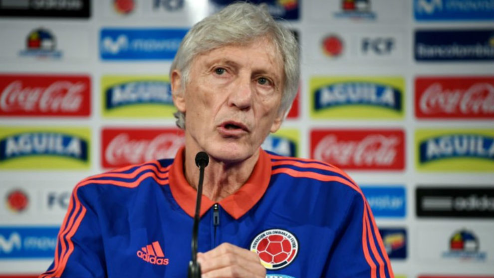 Así se preparará la Selección Colombia para el Mundial de Rusia 2018