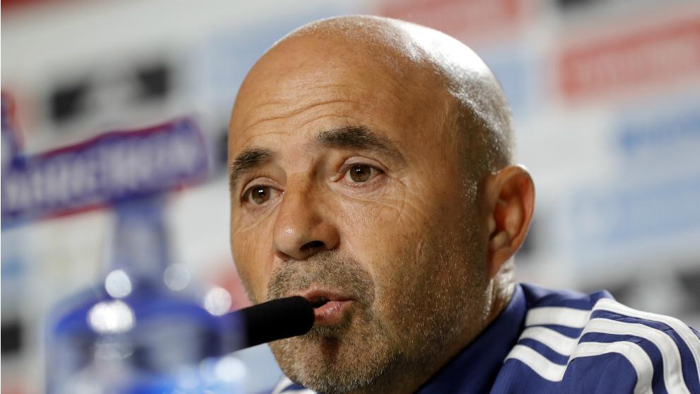 Selección Argentina: Esta es la lista de 35 de Jorge Sampaoli