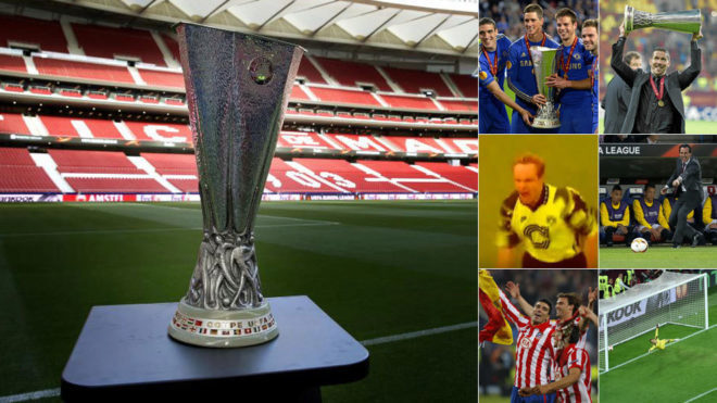 Atlético de Madrid y Marsella, por la gloria de la Europa League