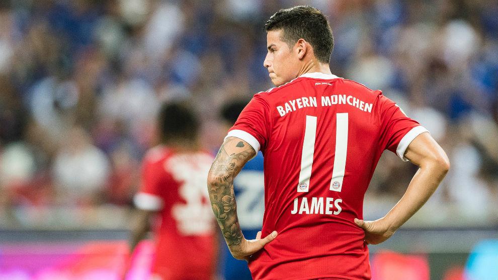 James está por encima de Cristiano Ronaldo