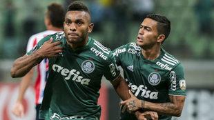 Borja marcó por partida triple en Brasil en la eliminación del...