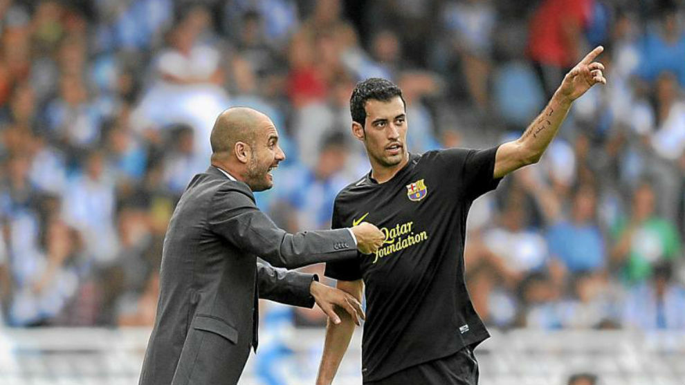 Guardiola renueva con Manchester City