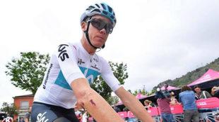 Fromme completó en el Zoncolan su victoria en las tres grandes del...