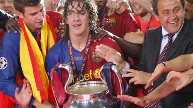 Puyol tira dardo envenenado al Barcelona