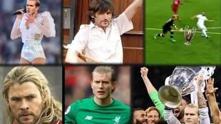 Los memes más duros y crueles contra Loris Karius (Liverpool) tras...