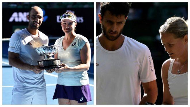 Tenistas colombianos clasifican a cuartos del Roland Garros