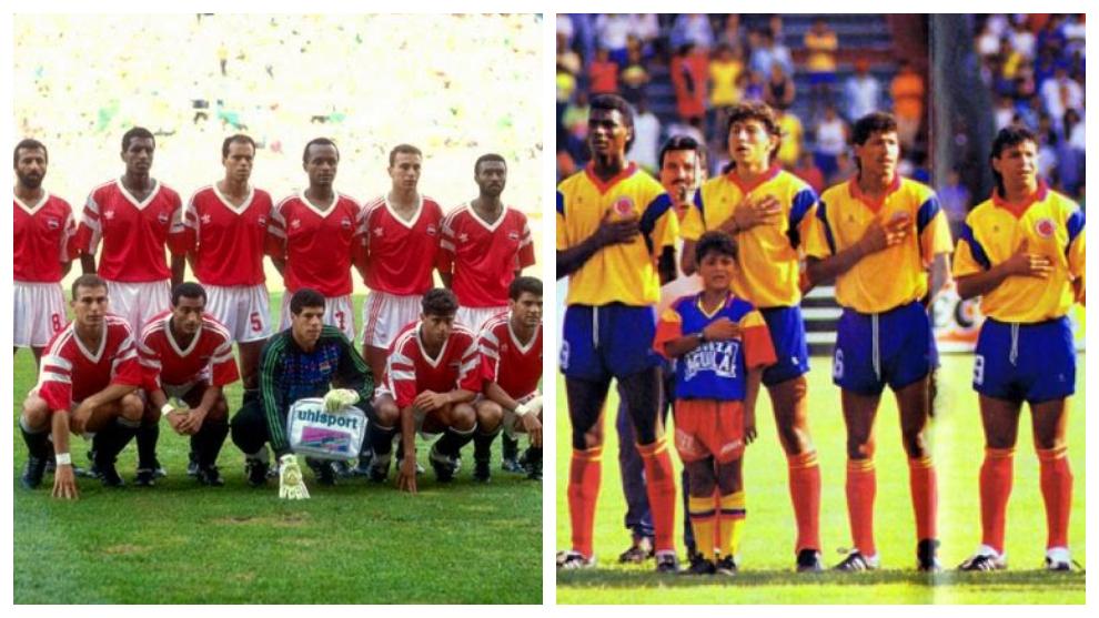 Dos de las grandes generaciones del fútbol colombiano no pudieron...