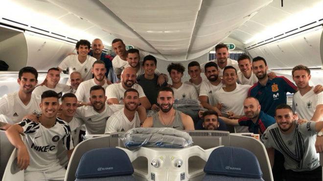 España - Túnez: horario y dónde ver el último amistoso antes del Mundial