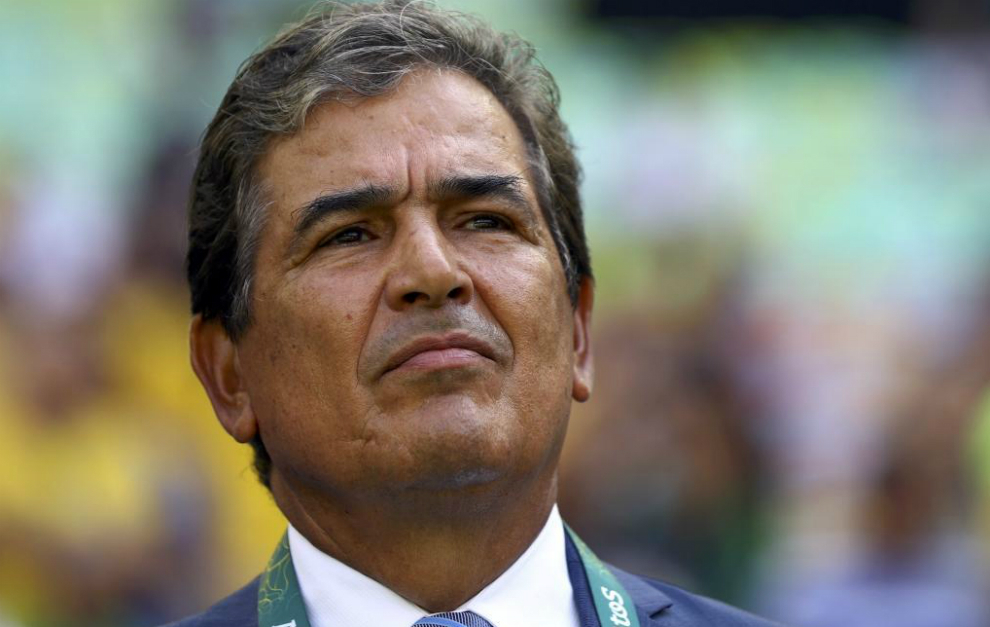 Jorge Luis Pinto cuestiona las decisiones de Carlos Queiroz en...