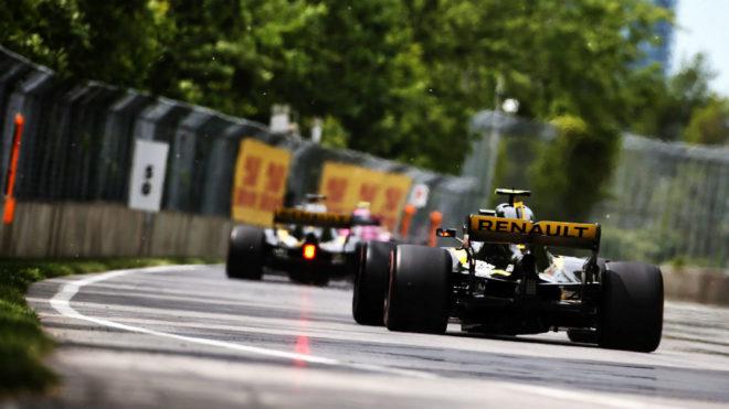 F1: Verstappen, el mejor en 2da sesión de práctica en Canadá