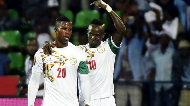 Senegal derrota a Corea del Sur en amistoso previo al Mundial