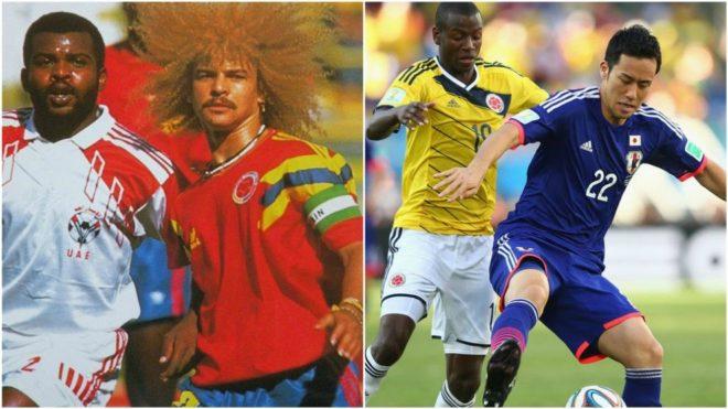 Colombia vs. Japón: conozca el historial de enfrentamientos