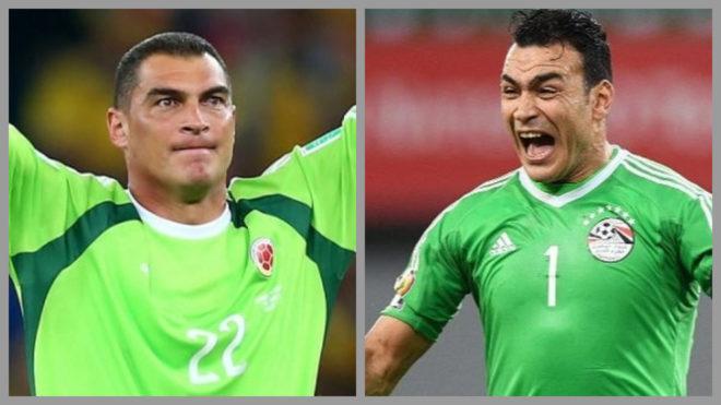 Mondragón y El Hadary, dos ídolos deportivos en sus respectivos...
