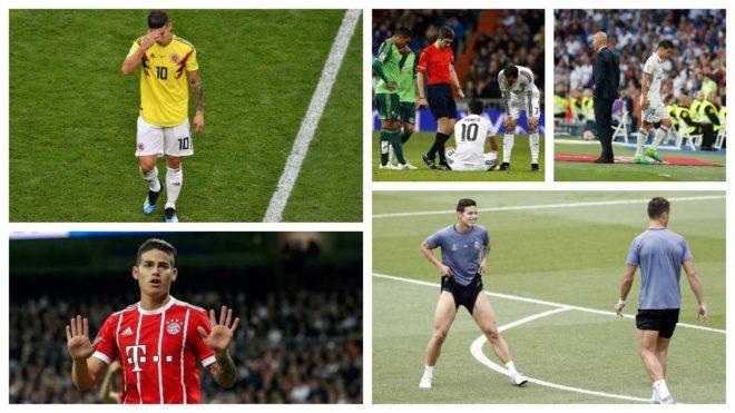 Falcao, durísimo con el árbitro norteamericano que dirigió Colombia-Inglaterra