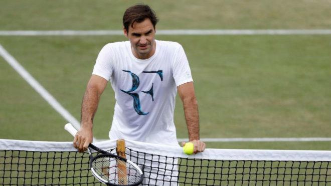 Roger dejó la pipa: el tenista cambió de marca tras 20 años