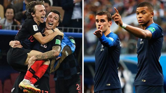 Francia-Croacia: Néstor Pitana dirigirá la final del Mundial Rusia 2018