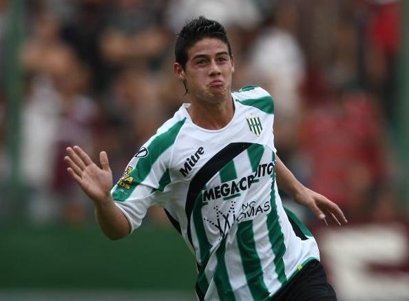 James Rodríguez estaría ilusionado por volver a Real Madrid