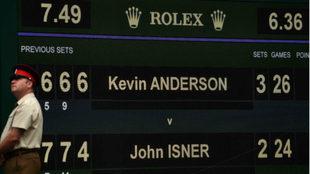 Resultado del partido de semifinales de Wimbledon 2018