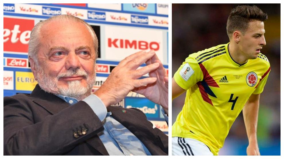 Santiago Arias, un paso más cerca de ser jugador del Nápoles italiano