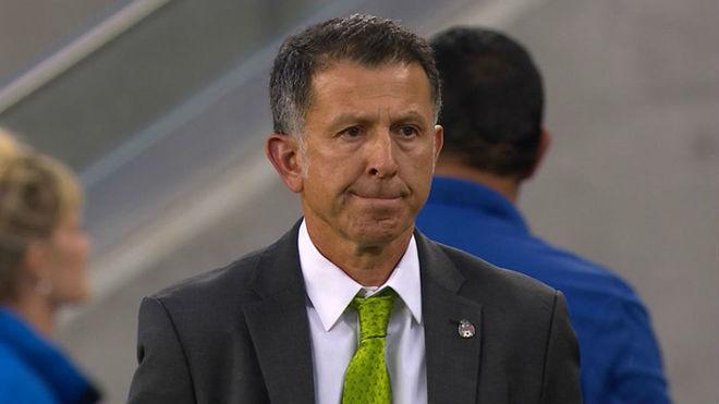 Juan Carlos Osorio no continuará como entrenador de México — Oficial