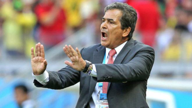 Jorge Luis Pinto, candidato a dirigir la selección de Egipto