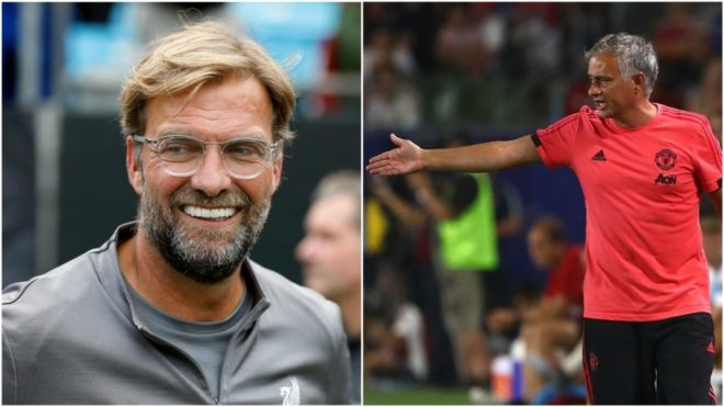 Mourinho se burla de Klopp y Liverpool: