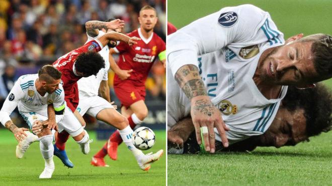 Klopp sobre Sergio Ramos y la Final de Champions: Lesión Salah