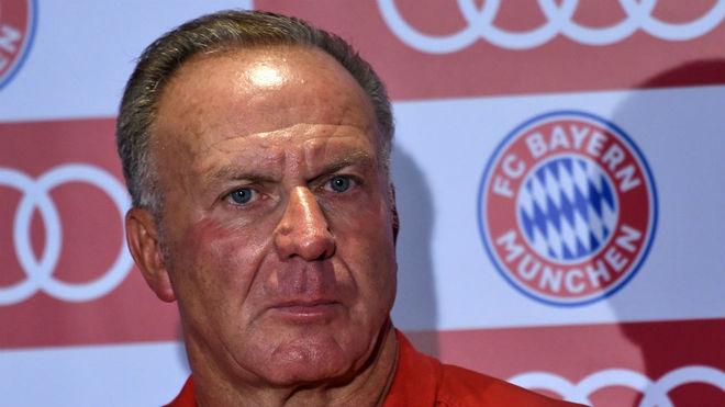 Presidente del Bayern Munich reitera que Lewandowski no está en venta