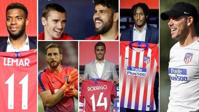 El Atlético prepara la Supercopa en un choque ante el Inter
