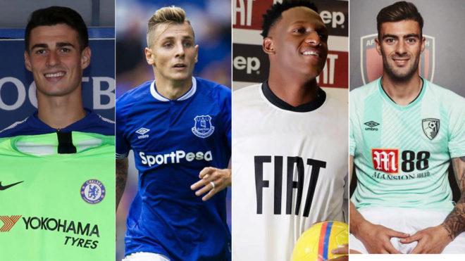 El Everton, nuevo equipo de Yerry Mina, empató 2-2 con Wolverhampton