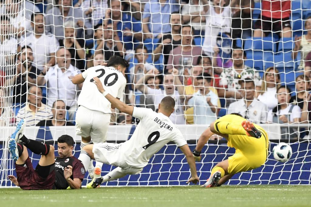 Qué canal transmite Real Madrid vs Milán, Trofeo Bernabeú 2018