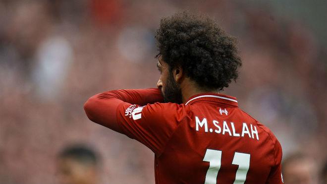 Salah, denunciado por su propio club