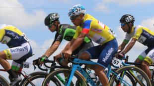 Caicedo se perfila como el nuevo monarca de la Vuelta