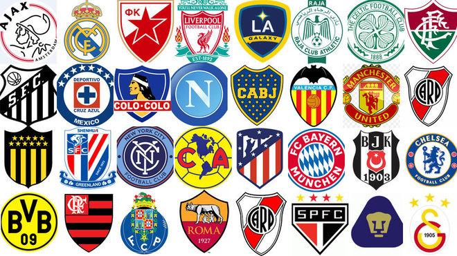 El Ranking Definitivo De Los Escudos De Los Grandes Equipos De Futbol Millonarios O Nacional Cual Es El Mas Bonito Marca Claro Colombia