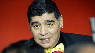 Maradona será nuevo entrenador de Dorados.