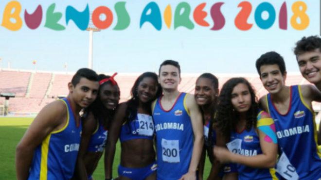 Buenos Aires 2018 Colombia Queda Lista Para Los Juegos Olimpicos De