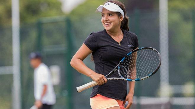 María Camila Osorio remontó y avanzó a semifinales del US Open Junior