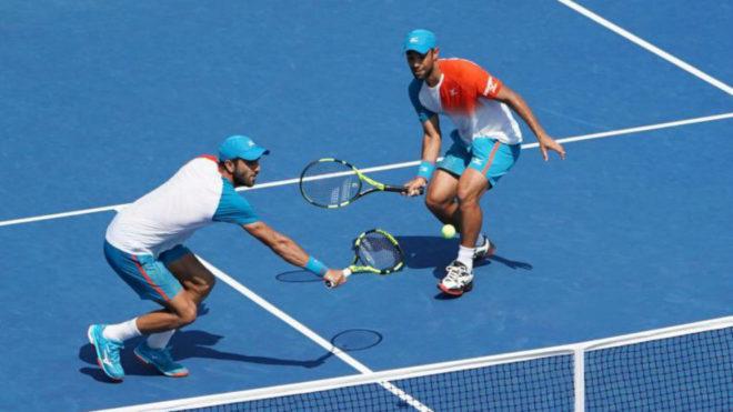 Se bajó la dupla colombiana para la Copa Davis