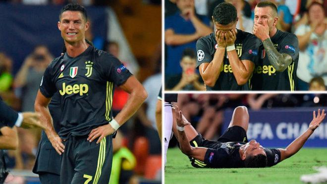 La Juventus sube en Bolsa pese a la roja de CR7
