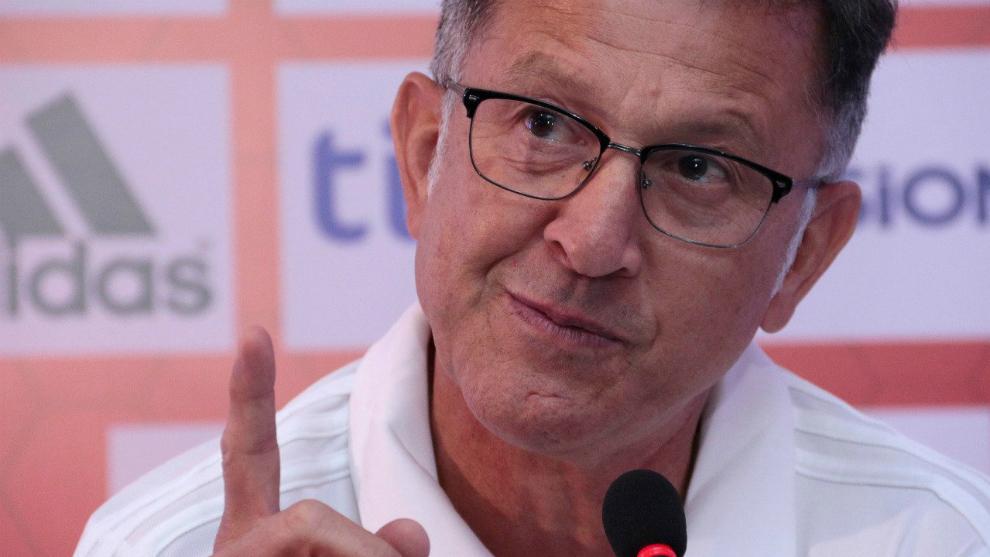 Juan Carlos Osorio dejaría a Paraguay si llega la oferta de Colombia