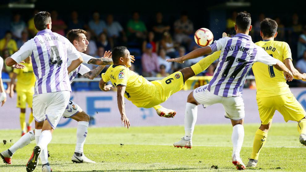 Villarreal - Valladolid: resultado, resumen y goles
