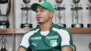 Macnelly Torres, mediocampista del Deportivo Cali