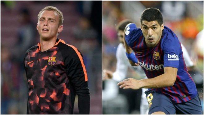 El reemplazo de Luis Suárez estaría en la Serie A — FC BARCELONA