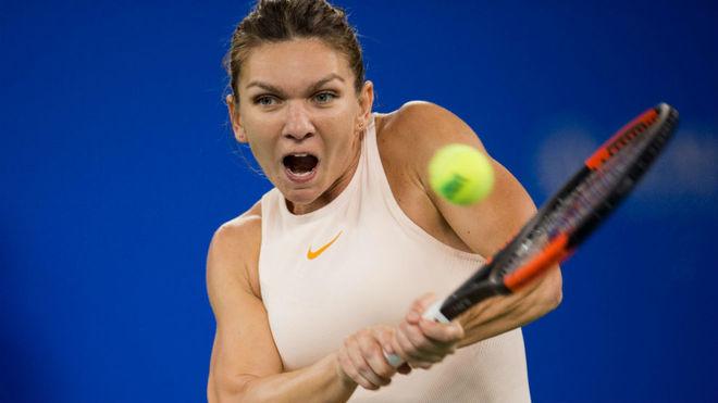 La número uno Simona se pierde en la final de la WTA