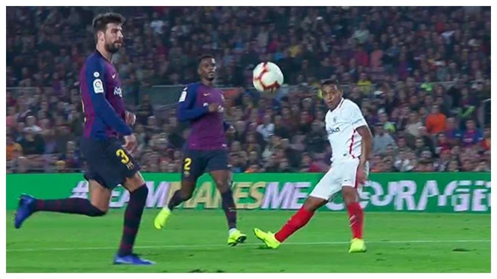 Del golazo a la preocupación por escalofriante lesión — Lionel Messi