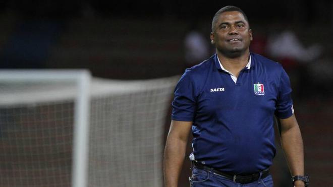 Hubert Bodhert, entrenador de Once Caldas.