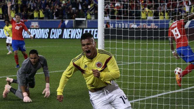 Ecuador desciende tres lugares en el Ranking FIFA